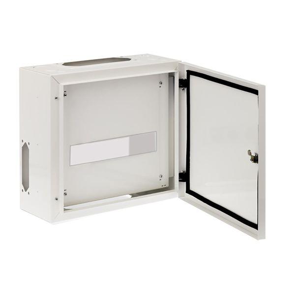 Garo NUR 1-14 Normkapsling rustfri, IP55 14 moduler