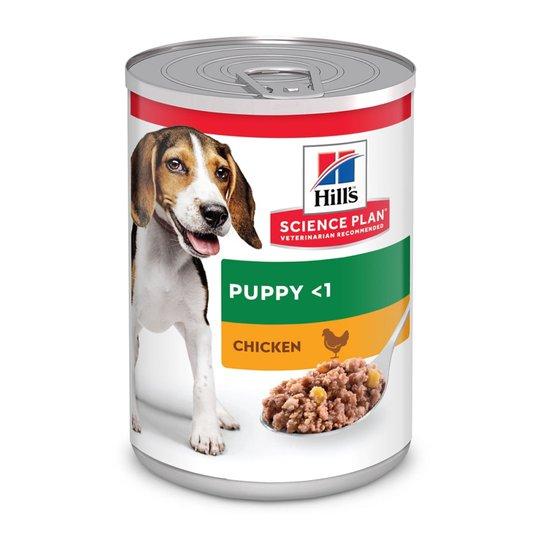 Hill´s Science Plan Puppy Chicken 370 g (370 g)