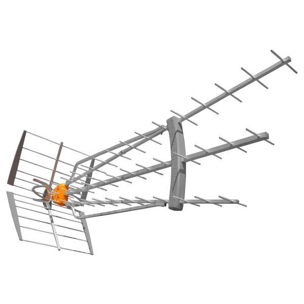 Televes 149721 Antenne med LTE-filter