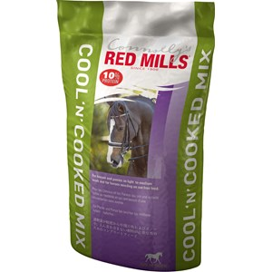 Hästfoder Red Mills Cool 'n' Cooked Mix, 20 kg