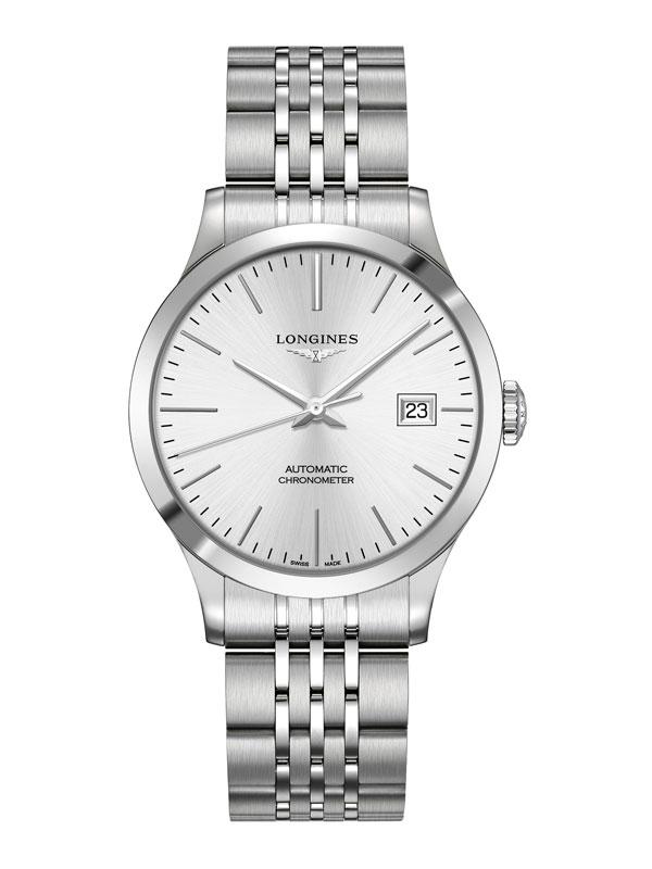 Longines Record Chronometer 38.5mm L2.820.4.72.6