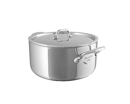 Cook Style gryte med stållokk