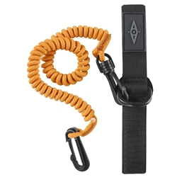 Point 65 Paddle Leash Coiled
