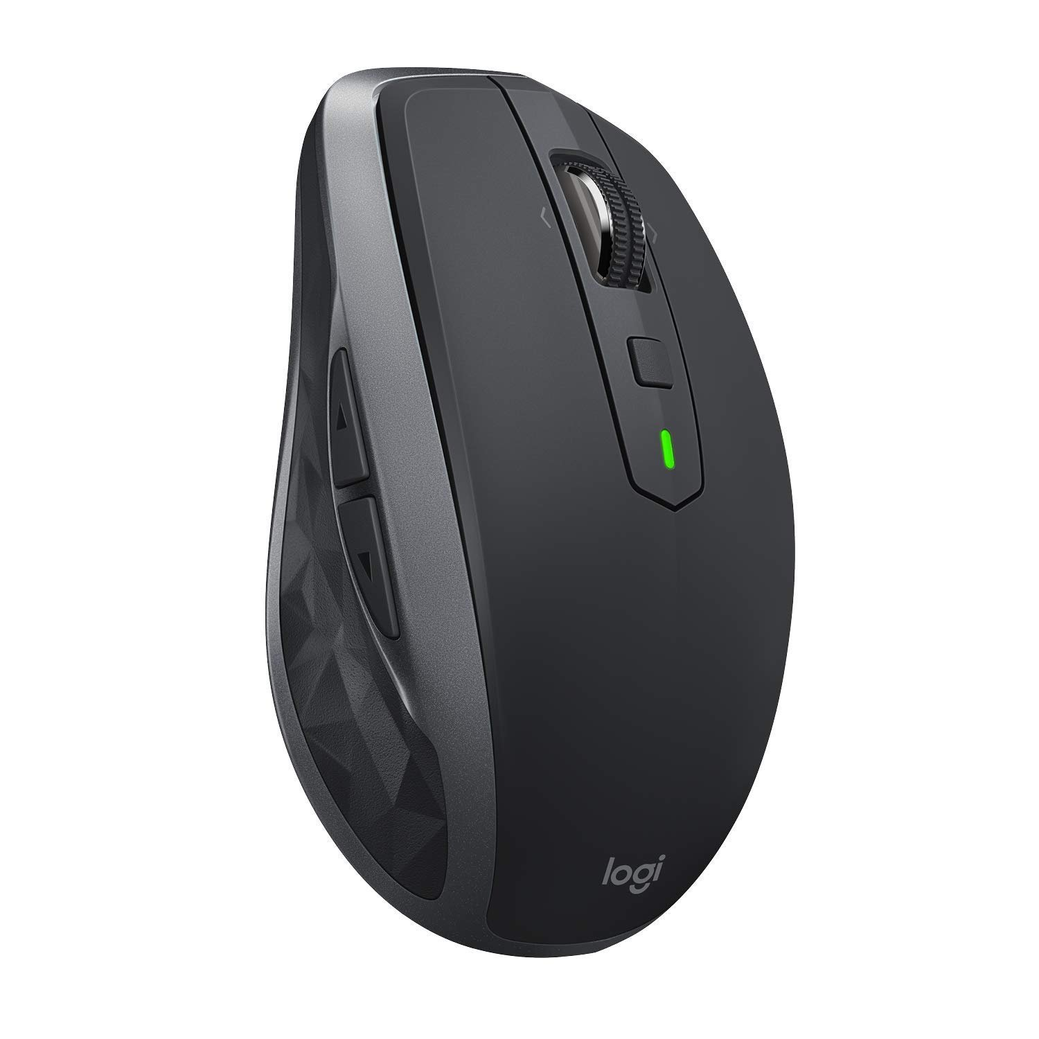 Logitech MX Anywhere 2S Wireless Bluetooth Mouse for Mac and Windows - Graphite