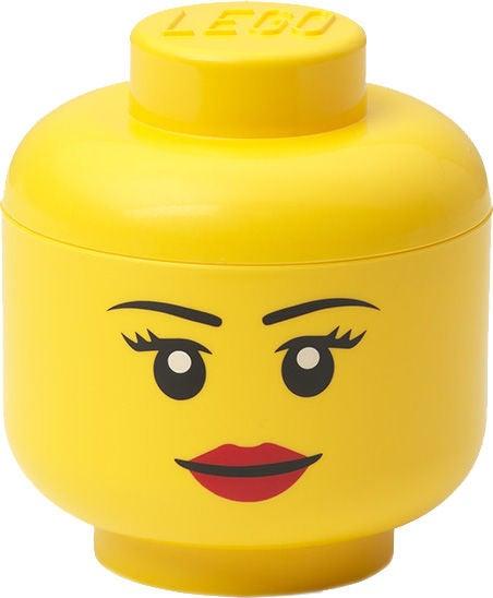 LEGO Säilytyslaatikko Mini Girl