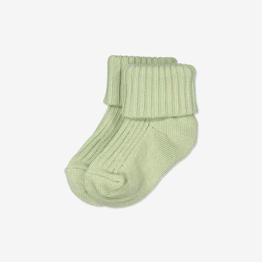 Sokker lysgrønn
