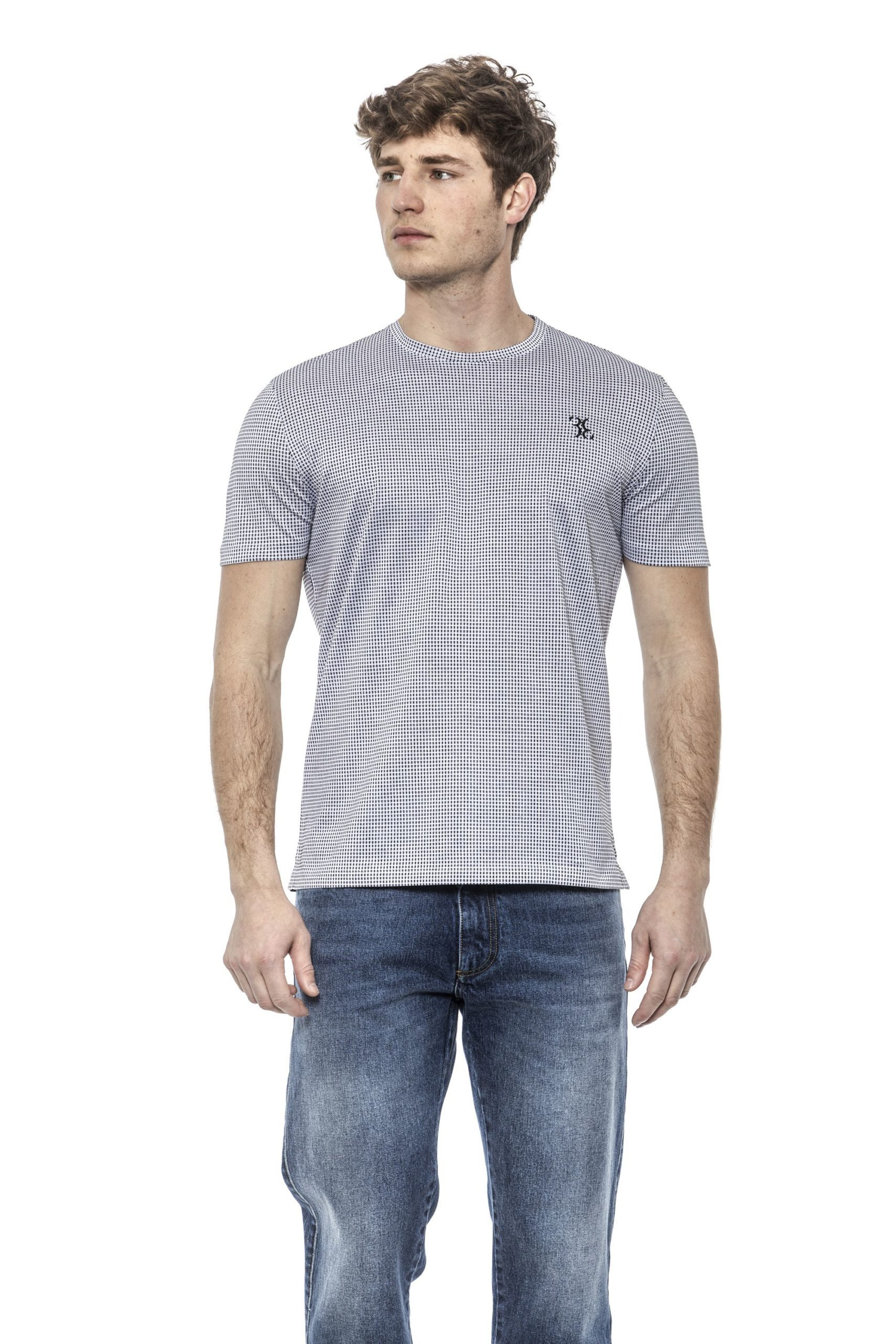Billionaire Italian Couture Men's T-Shirt Multicolor BI1398015 - M