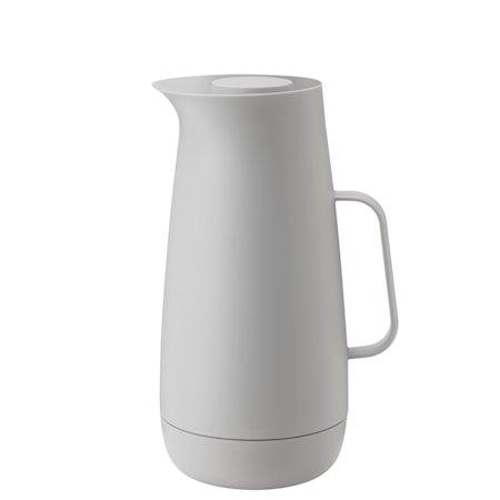 Foster termokanne, 1 l, light grey