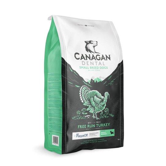 Canagan Dog Small Breed Dental (2 kg)