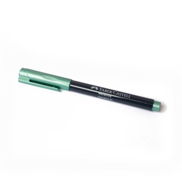 Pitt Artist Pen - Metallic Green