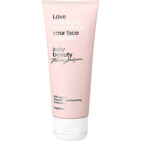 Clear Skin Mud Boosting Facial Mask, 100 ml Indy Beauty Kasvonaamiot