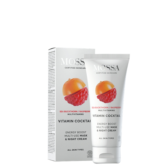 Vitamin Cocktail Mask & Night Cream, 60 ml