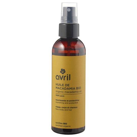 Avril Organic Macadamia Oil, 100 ml