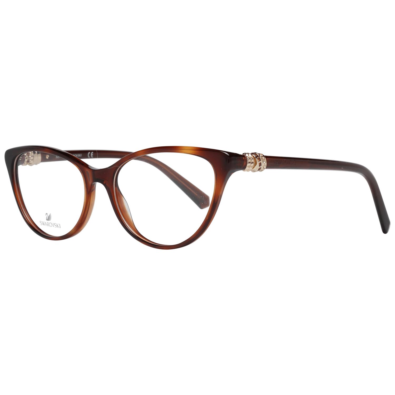 Swarovski Women's Optical Frames Eyewear Brown SK5244 53052