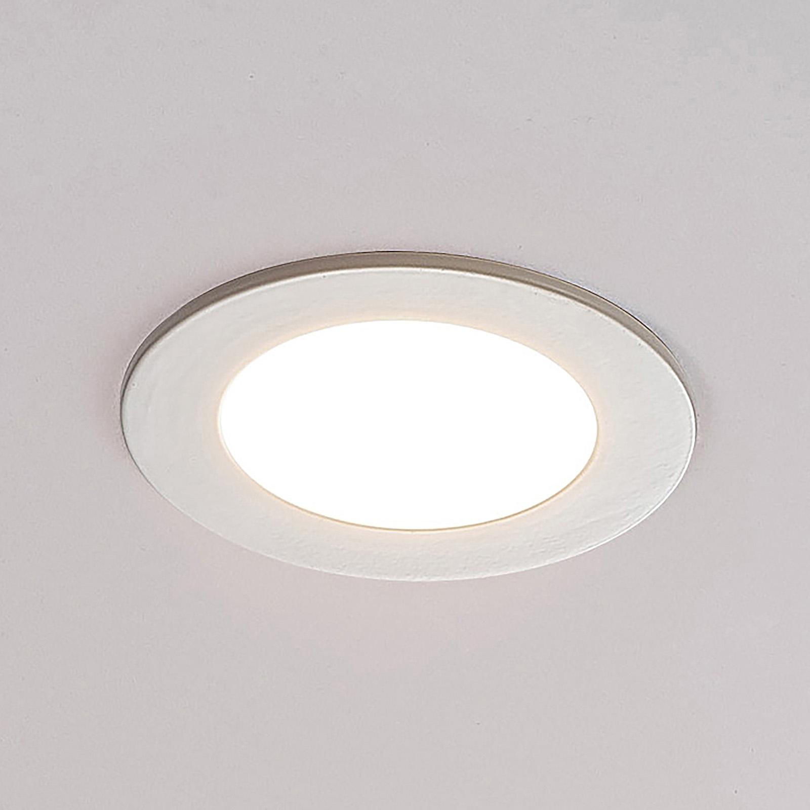 ELC Jupiter LED-uppovalaisin, 3 kpl, valkoinen