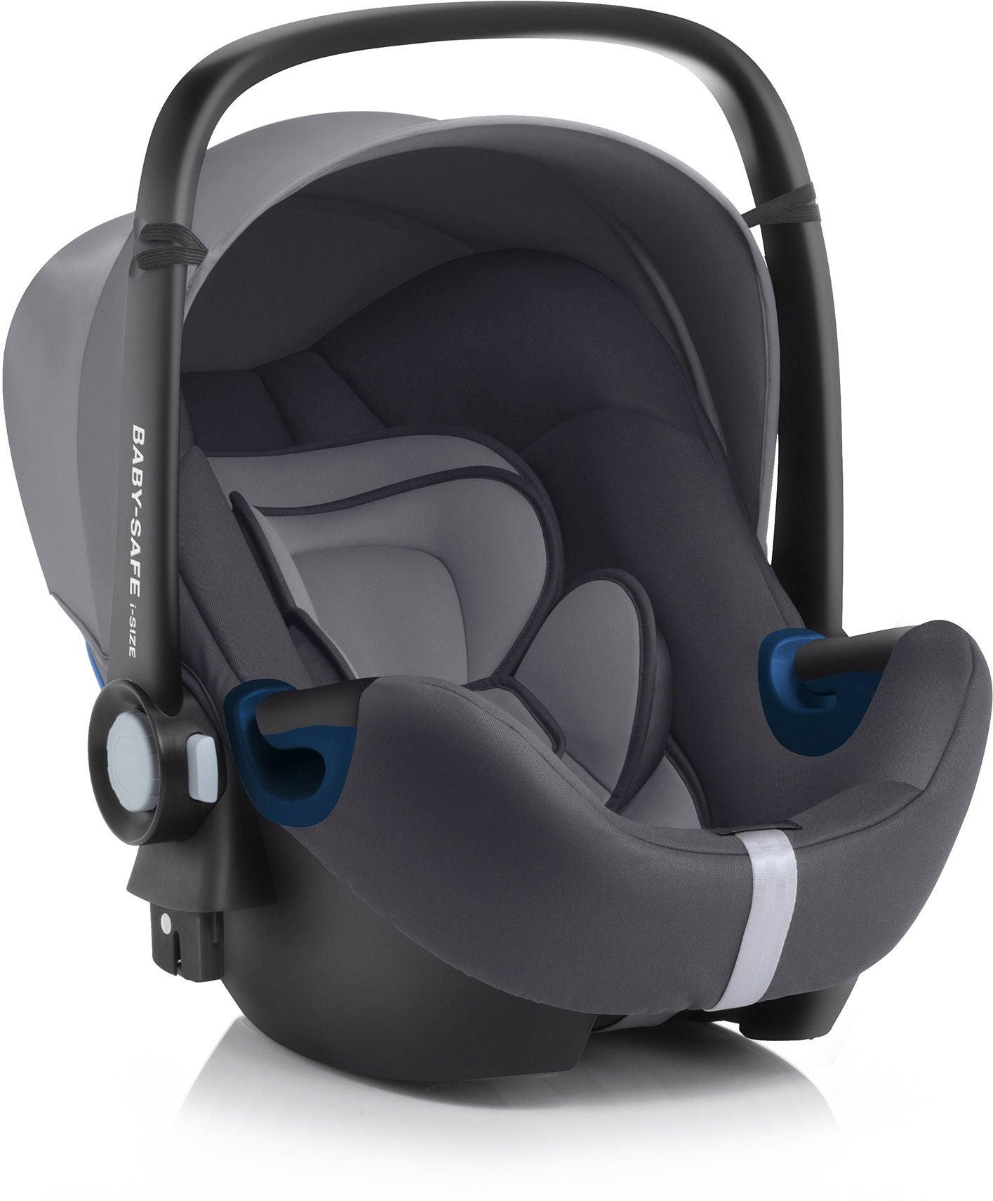 Britax Römer BABY-SAFE 2 i-SIZE Babyskydd, StoGrey