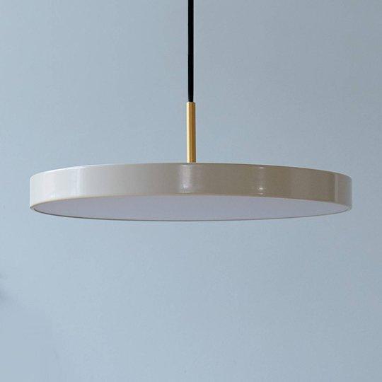 UMAGE Asteria mini -LED-riippuvalo, valkoinen