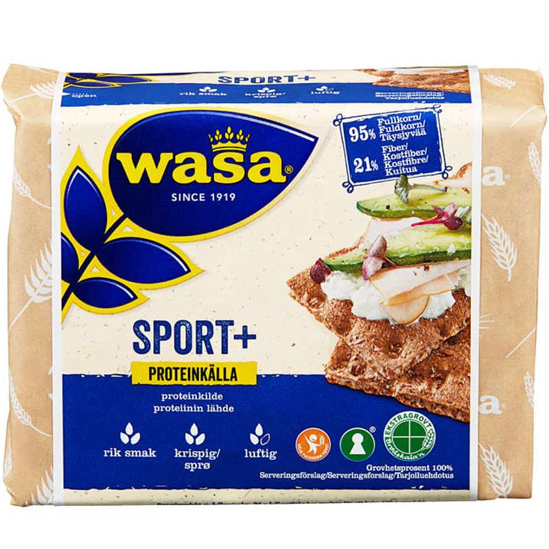 Näkkileipä Sport - 20% alennus