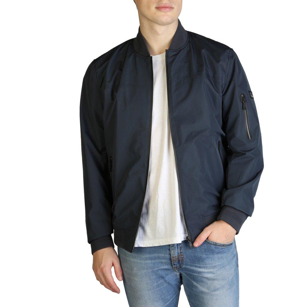 Yes Zee Men's Jacket Various Colours J561_NA00 - blue S