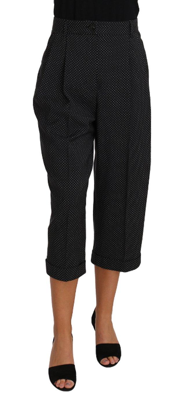 Dolce & Gabbana Women's Trouser Black PAN61094 - IT42|M