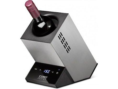 WineCase One Inox 1 Flaske