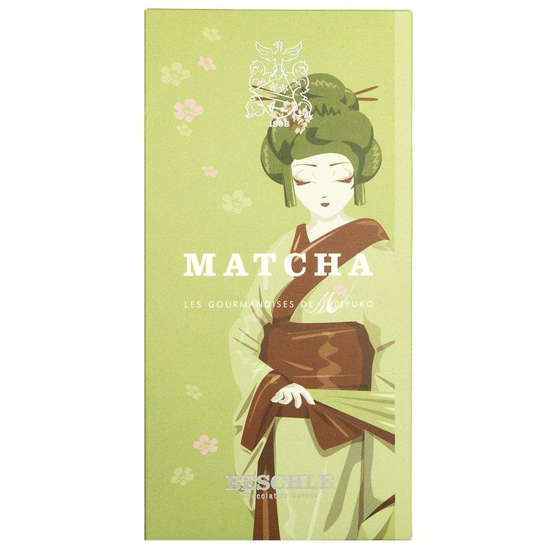 """Chokladkaka """"Matcha"""" 50g - 69% rabatt"""