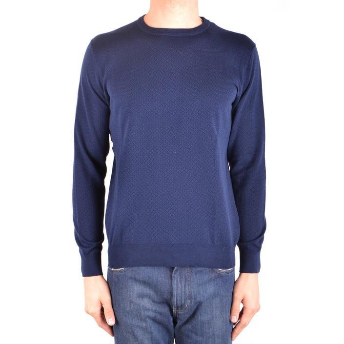 Altea Men's Sweater Blue 164134 - blue XS