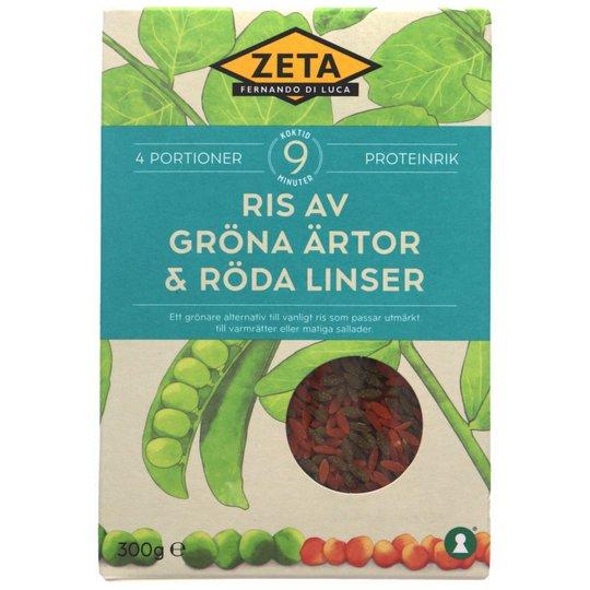 Ris Gröna Ärtor & Röda Linser - 47% rabatt