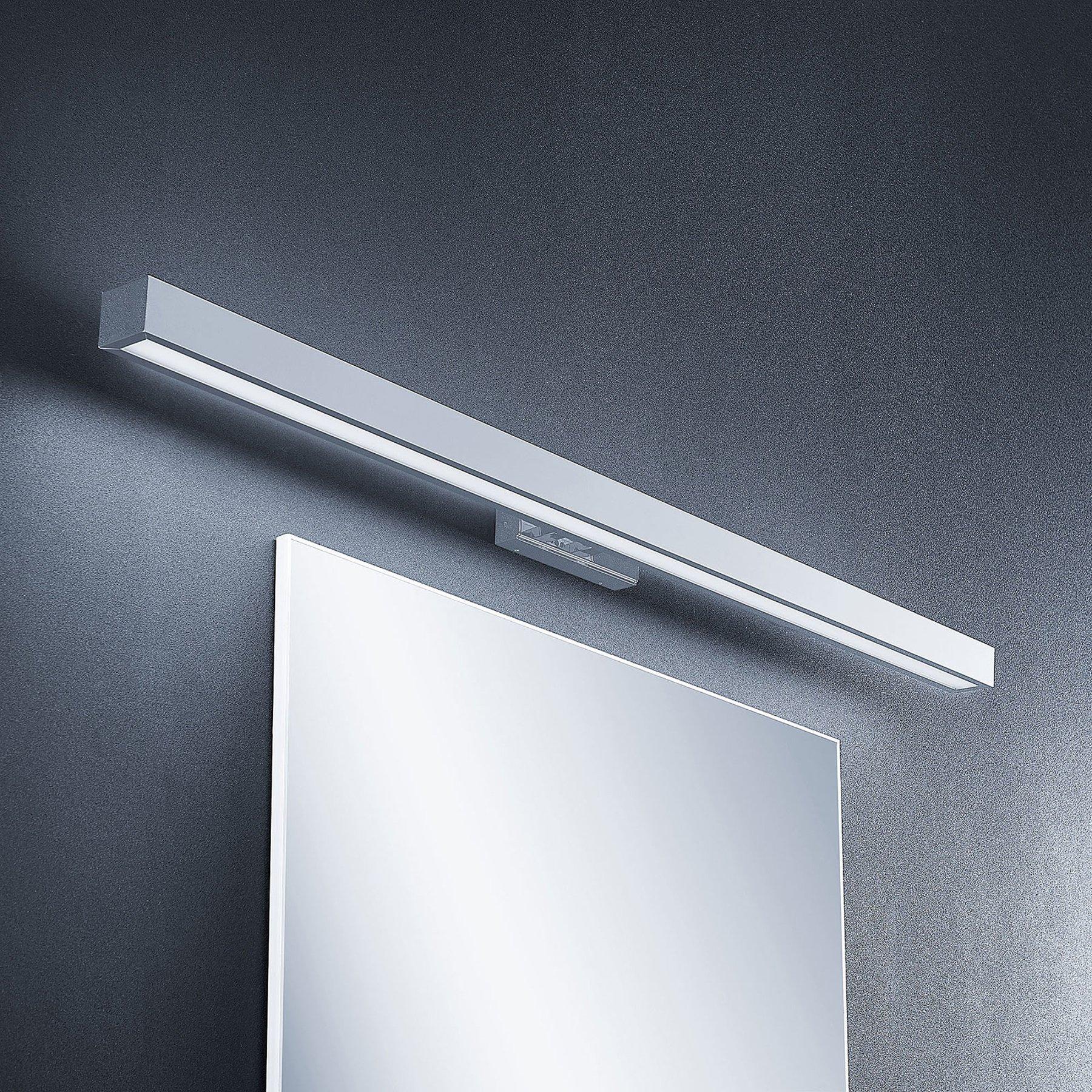 Lindby Tade LED-vegglampe til bad 120 cm