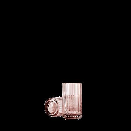 Vase Munnblåst Glass Burgundy 12,5cm