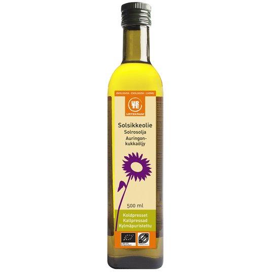 Solrosolja Kallpressad 500ml - 68% rabatt