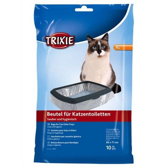 Trixie Kattlådspåsar 10-pack (XL)
