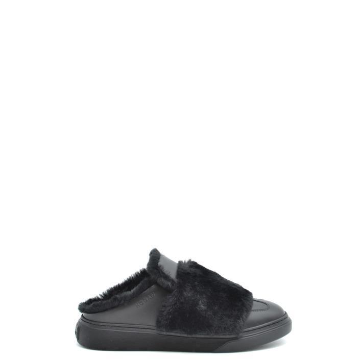 Hogan Women's Slip On Shoes Black 167234 - black 38