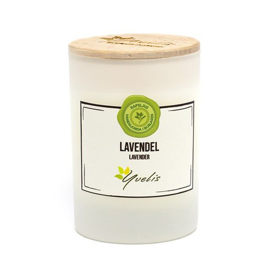 Yvelis Miljövänligt Doftljus Lavendel