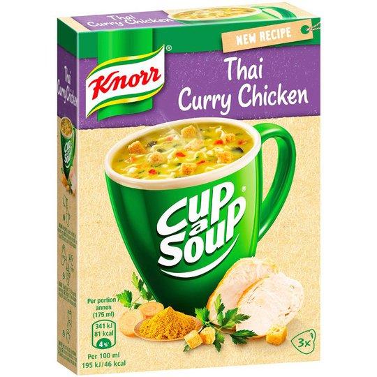 Soppa Thai Curry Chicken 3-pack - 29% rabatt