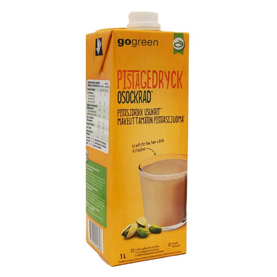 Pistagedryck Osockrad - 75% rabatt