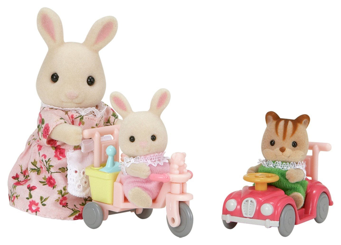 Sylvanian Families - Babies Ride and Play (5040)