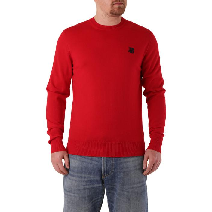Diesel Men's Sweater Various Colours 312574 - red XS