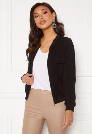 Happy Holly Maya pocket jacket Black 36/38