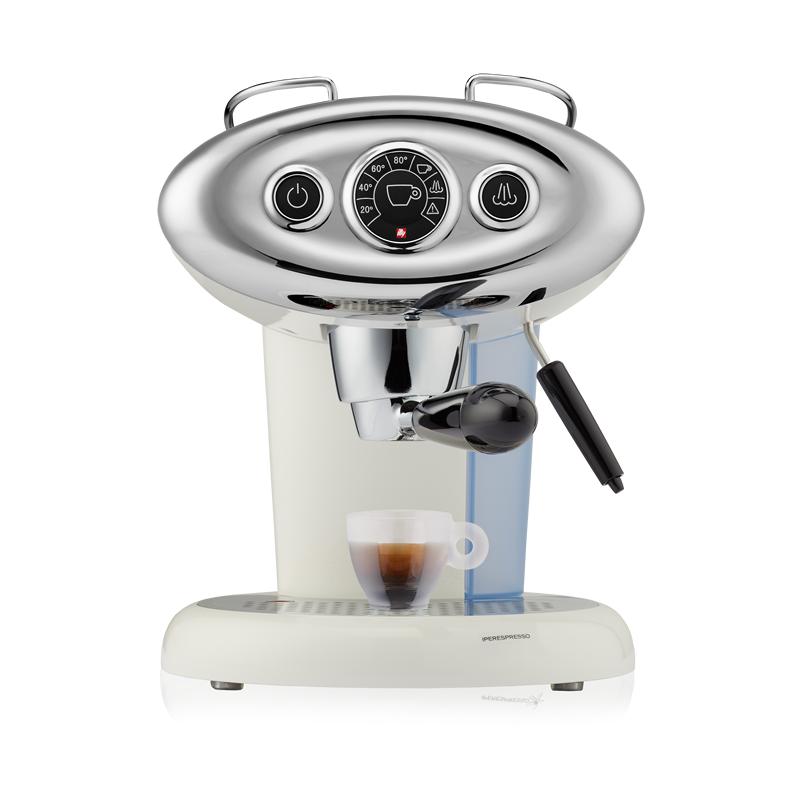 illy - Francis Francis X7.1 Iperespresso Espresso Machine - White