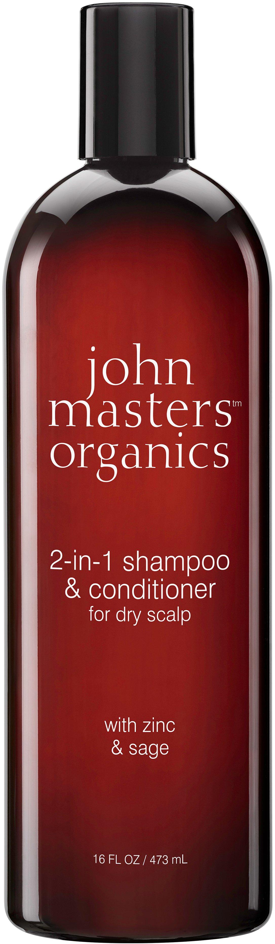 John Masters Organics - Zinc & Sage Shampoo With Conditioner 473 ml