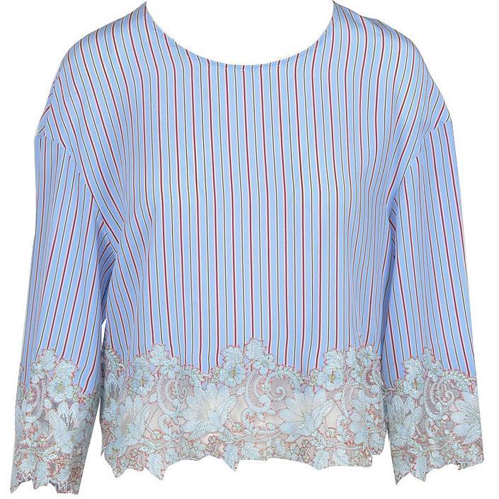Ermanno Scervino Women's Sweater Light Blue 216051 - light blue 42