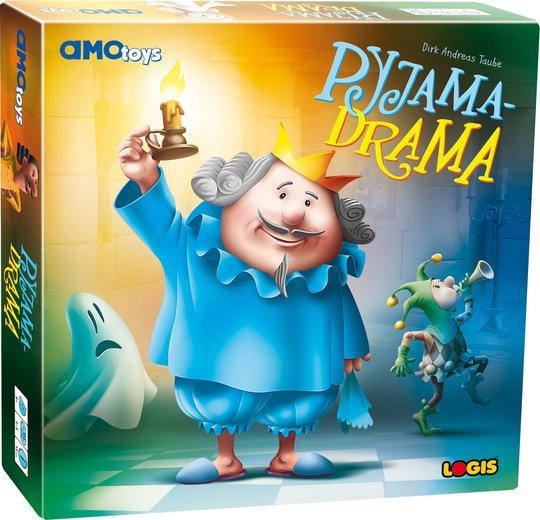 AMO Games Spill Pyjama-Drama