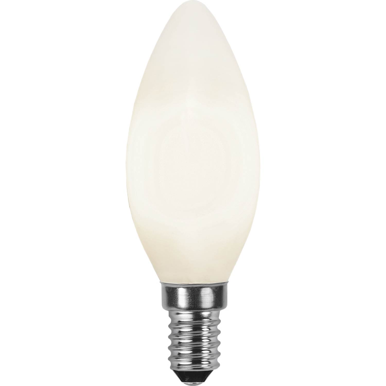 Star Trading 375-03 LED E14 C37 Opaque RA90
