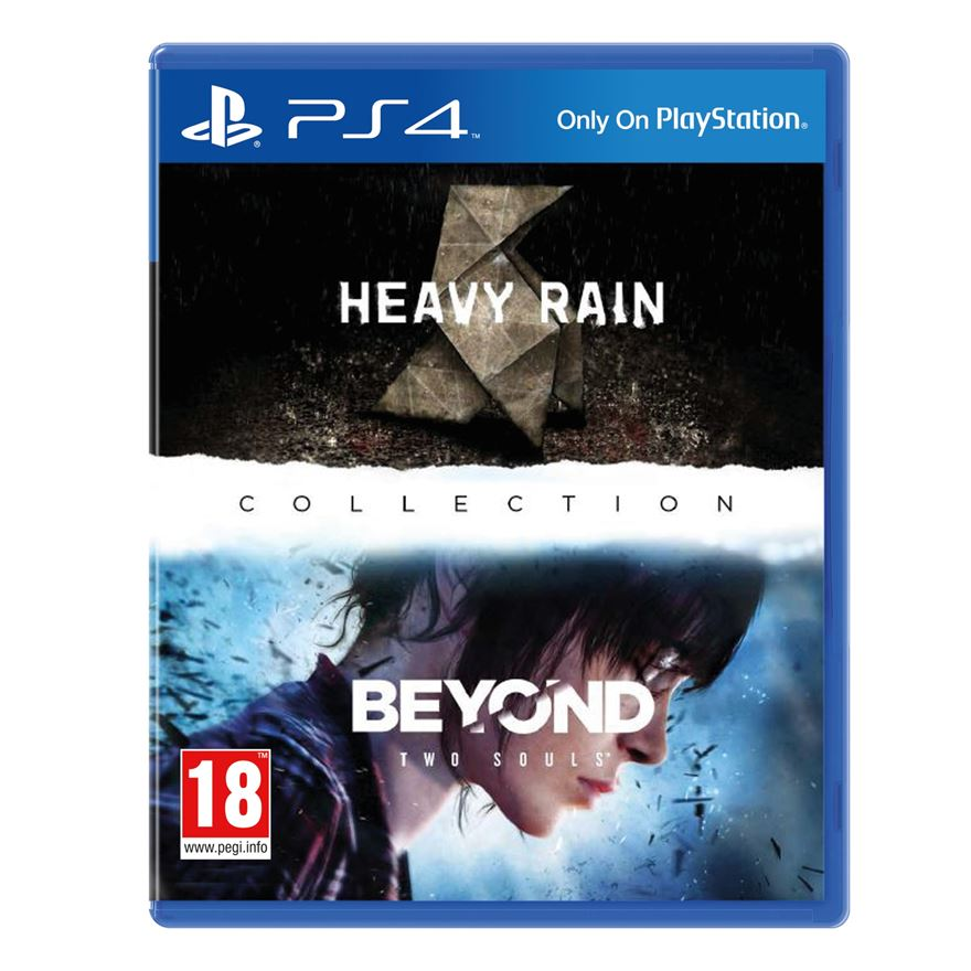 The Heavy Rain & Beyond Two Souls - Collection (Nordic)