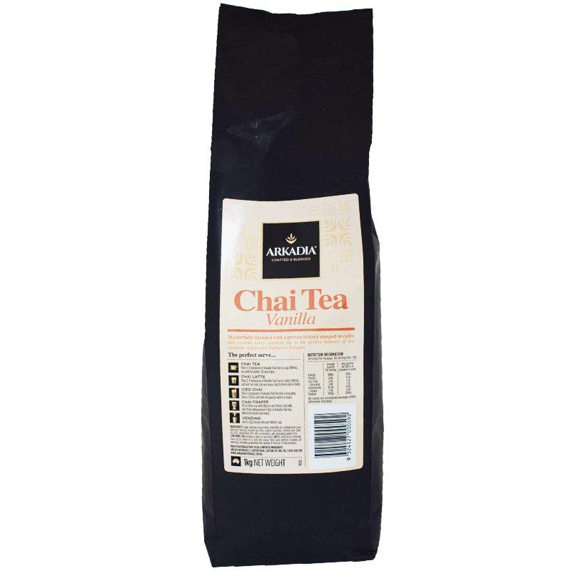 Dryckpulver Chai Tea Vanilla 1kg - 67% rabatt