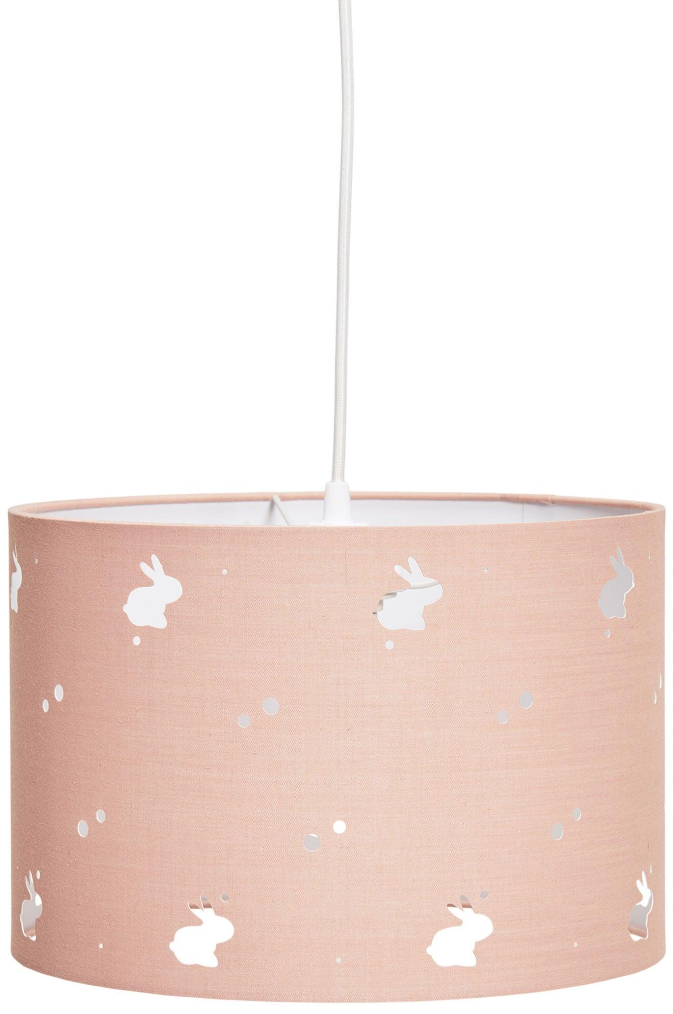 Alice & Fox Lampunvarjostin Rabbit, Dusty Pink