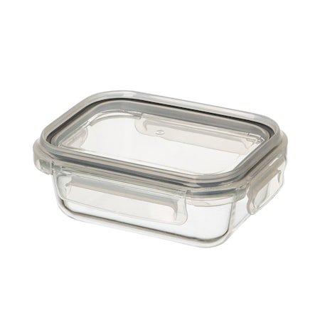 Kitchen Matoppbevaring 650 ml Med plastlokk