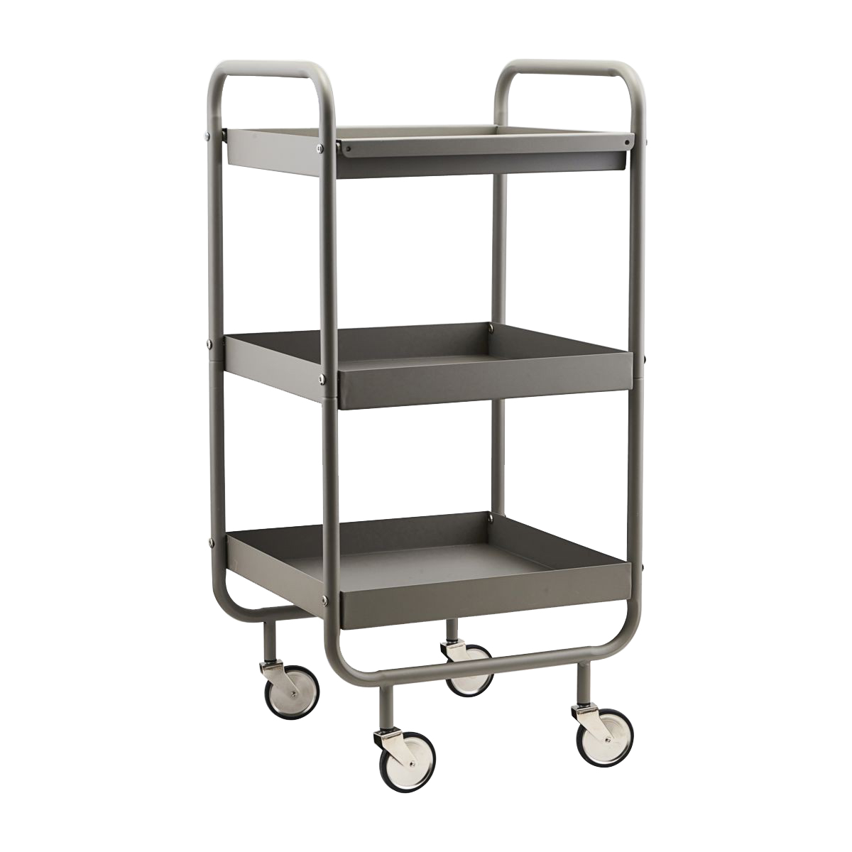 House Doctor - Roll Trolley - Grey (pj0121/208580121)