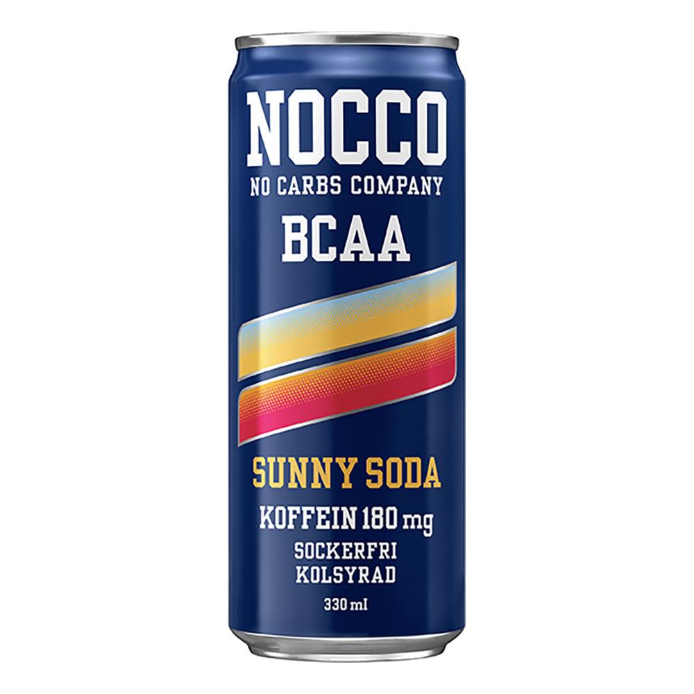 Nocco Sunny Soda - 1-pack